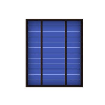 Solar Cell Module 6W 6V 1000mA