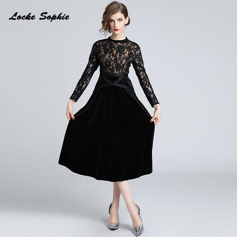 1pcs High Waist Dress Ladies Plus Size Party Dresses 2019