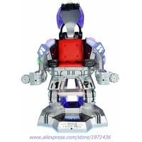 Открытый парк аттракционов площадка оборудование Электронные шагающий робот лазерный тир игровой автомат для детей и взрослых