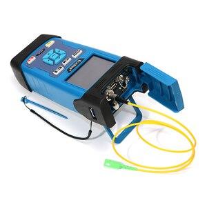 Image 5 - FTTH Komshine QX35 SM OTDR 1550nm 30dB Free OTDR Launch Cable Box 500m FC/UPC SC/UPC