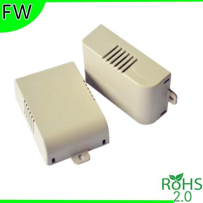 Wall Mounting Plastic Enclosure For Humidity Sensor Box 91