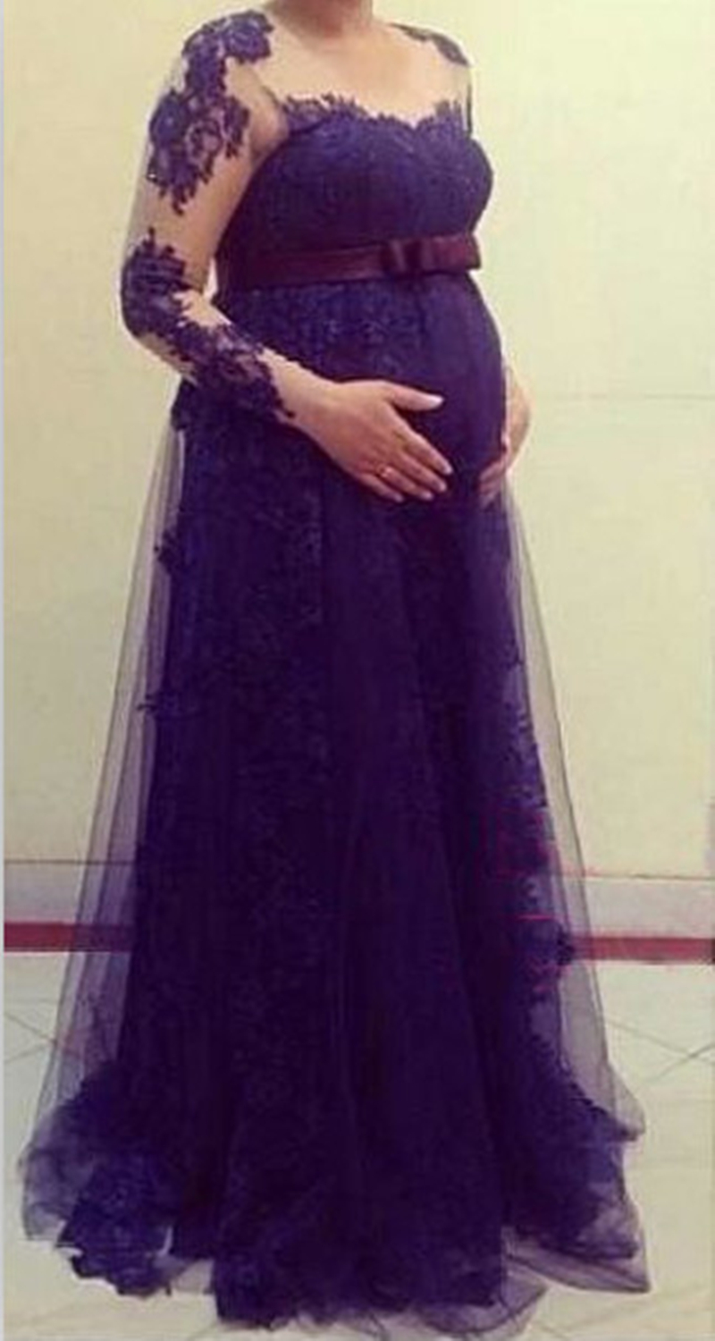 Arrival tulle maternity evening dress empire lace plus size baby arrival tulle maternity evening dress empire lace plus size baby shower formal dresses mother of the bride vestido azul royal in evening dresses from ombrellifo Image collections