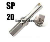 SP C32 2D SD35  SD36.5  wymienić noże i wiertła typu dla SPMW SPMT włóż U wiercenia płytkich otworów wkładki wiertła w Wiertła od Narzędzia na