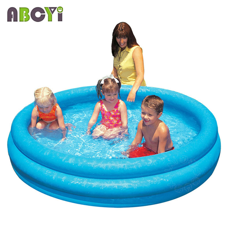 Buy free shipping intex baby inflatable swimming pool bathtub child paddling for Inflatable swimming pool buy online india