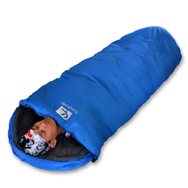 Image 3 - VILEAD Envelope type Ultralight Sleeping Bag Portable Waterproof Hiking Camping Stuff  Adult Camp Quilt Lightweight Winter Sleep-in Sleeping Bags from Sports & Entertainment