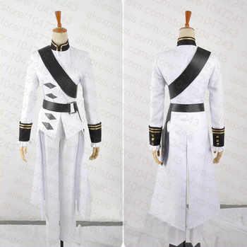 Seraph of the End Ferid Bathory Cosplay Costume Owari no Serafu Halloween Uniform Full set
