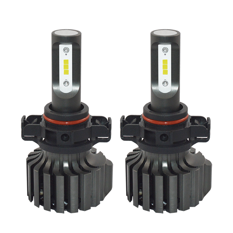 Super Bright Car LED Headlight Kit H4 H13 9007 Hi/Lo H7 H11 9005 9006 w/ PSX24W PSX26W P13W D1S D2S D3S D4S car led headlight kit led with fan h1 h3 h4 h7 h8 h9 h10 h11 h13 9005 hb3 9006 9004 9007 9005 hi lo for car hyundai toyota