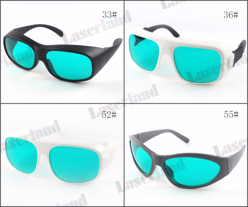 Laserland LP RHP 600nm 635nm 650nm 700nm OD4 Red Laser Protective Goggles Safety Glasses CE