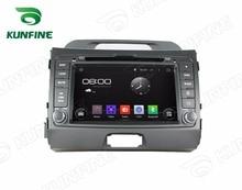 2 ГБ Оперативная память Восьмиядерный Android 6.0 автомобиль DVD GPS навигации мультимедийный плеер стерео для Kia Sportage 2010 2011 2012 Радио головного устройства