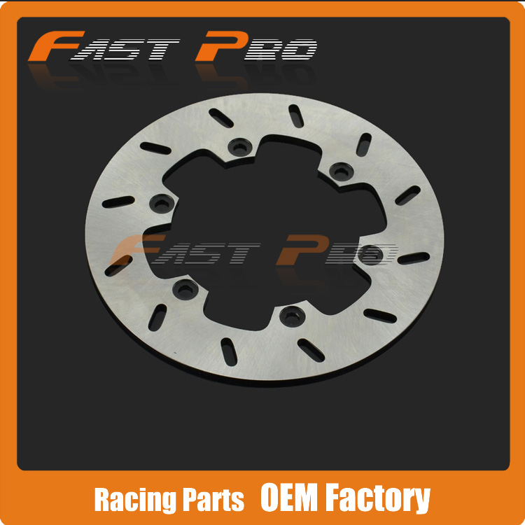 Rear Brake Disc Rotor For Yamaha WR125 DT200 DT230 TTR250 TT250R TT600R WR200 WR250Z WR500Z YZ125 YZ250 YZ250WR YZ400 YZ400F motorcycle brake disc rotor fit for yamaha yz 125 wr 250 1988 2001 wr125 yz250 1999 2000 wr250f yz 250f yz250 wr426f 2001 rear
