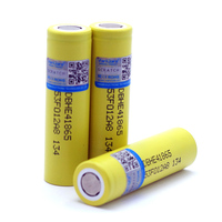 New Original HE4 2500mAh Li-lon Battery 18650 3.7V Power Rechargeable batteries Max 20A,35A discharge For E-cigarette 2