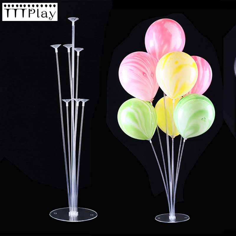 1set Clear Balloon Stand 70cm Wedding Decor Birthday Party Valentines Day Supplies Childs Gift Toy Plastic Balloons Column Base1set Clear Balloon Stand 70cm Wedding Decor Birthday Party Valentines Day Supplies Childs Gift Toy Plastic Balloons Column Base