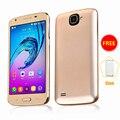 SERVO J7 5.5 дюймов мобильного телефона Android 6.0 Spreadtrum7731C Quad Core 1.2 ГГц Dual Sim 5.0MP GSM WCDMA мобильных телефонов P073