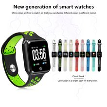 S226 smart watches watch IP67 Waterproof 15 days long standby Heart rate Blood pressure Smartwatch Support IOS Android