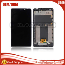100% Test Well For Sony Xperia T LT30 LT30i LT30P LCD Display with Touch Screen Digitizer Full Assembly With Frame Free Shipping