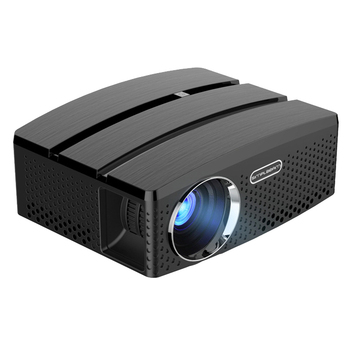 Android Projector For Full Hd 1080P With Android 6.0 Os Home Theater Movie Projector With Wifi Bluetooth(Us Plug)
