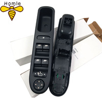 Fast Delivery! NEW High Quality Electric Power Master Window Switch Fits For Peugeot 207 Citroen 6554.QG 6554QG 6490.EH