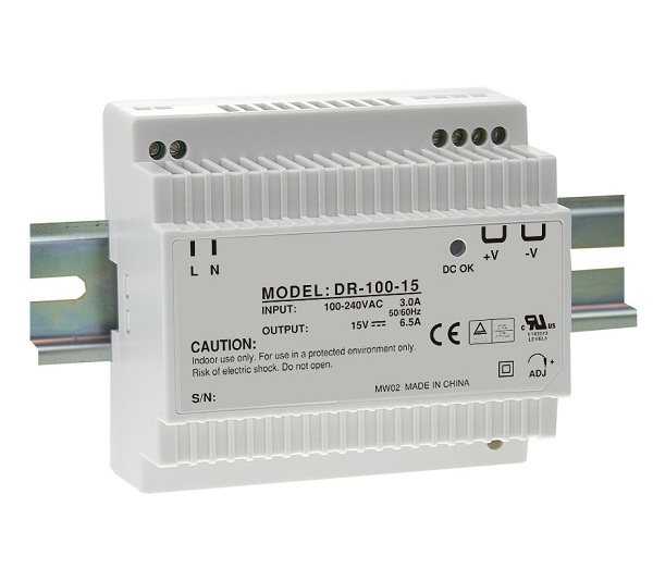 Din Rail DR-100-12 100W 12V switching Power Supply dc for led driver dr j sparrow driver