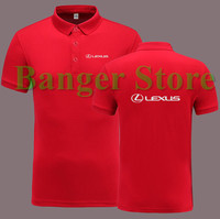 Lexus Car Standard 4s Shop Tooling Custom Polo Shirt Cotton Clothes For Men And Women