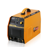 Arc Welder Inverter IGBT DC 3 in 1 TIG/MMA Plasma Cutting Machine 220V Argon Portable Electric Tig Welding Equipment CT 520