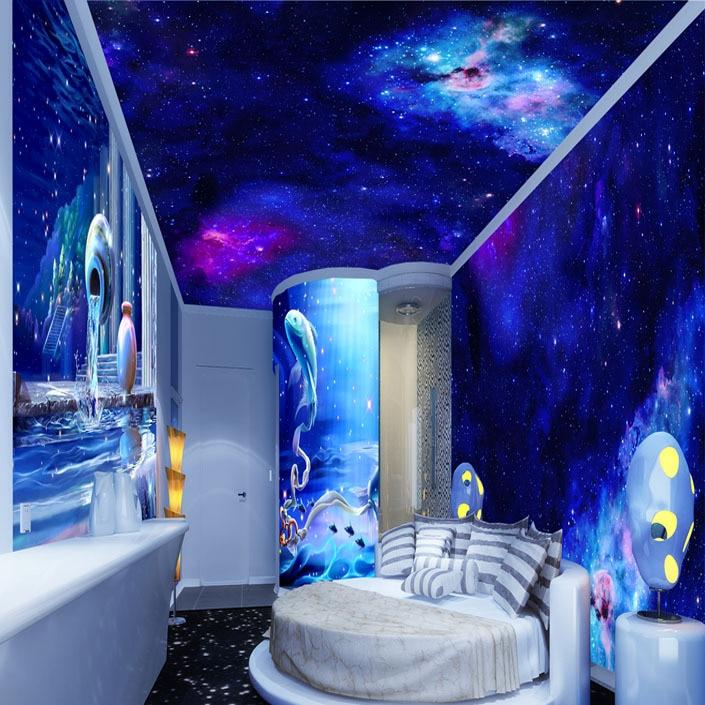 galaxy cosmic ceilings. Black Bedroom Furniture Sets. Home Design Ideas