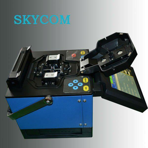 Skycom T-107H optical fiber fusion splicer5