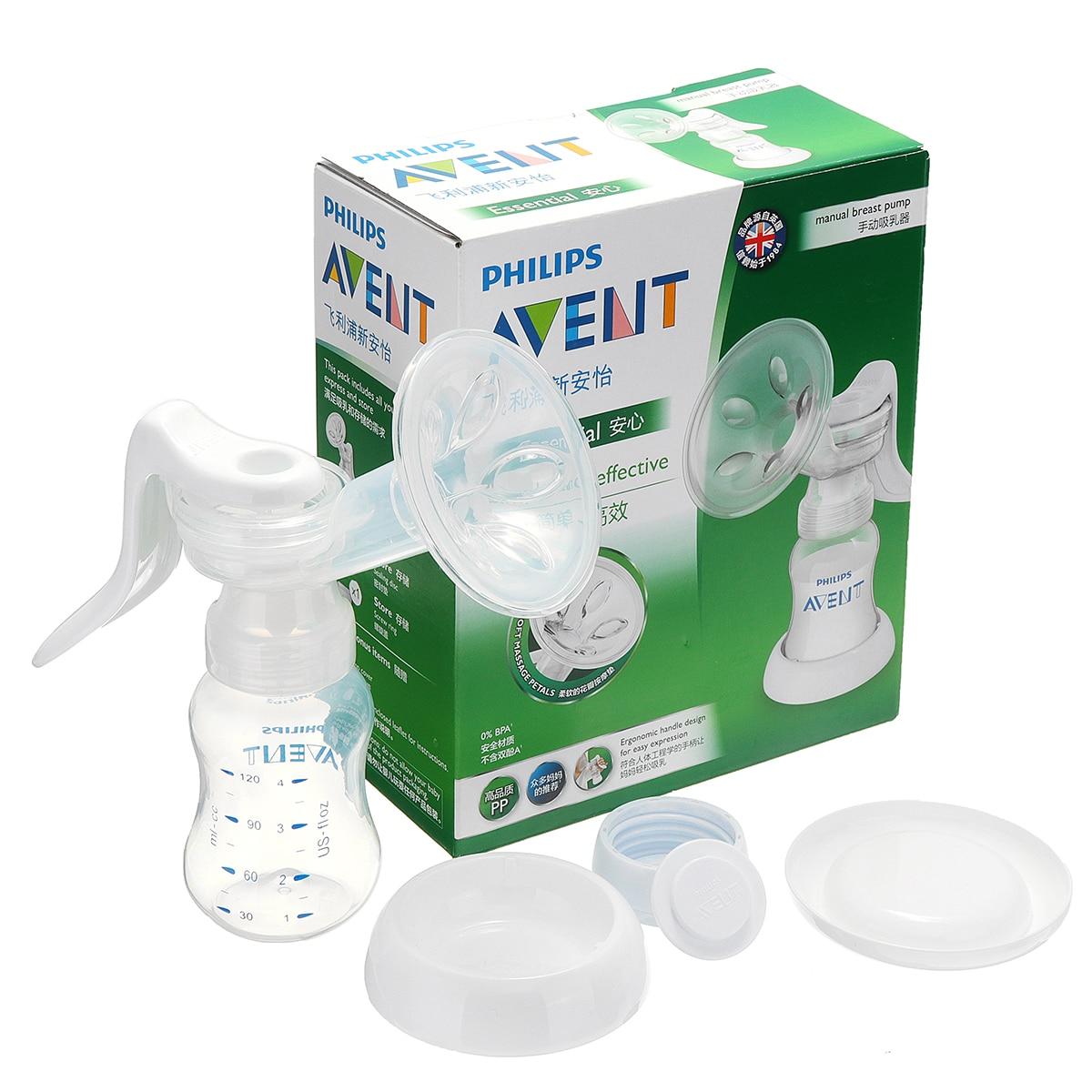 120 ml Manuale Del Seno Pompa Alimentazione Originale Manuali Seno Latte Del Silicone BPA Libero Biberon Capezzolo Naturale