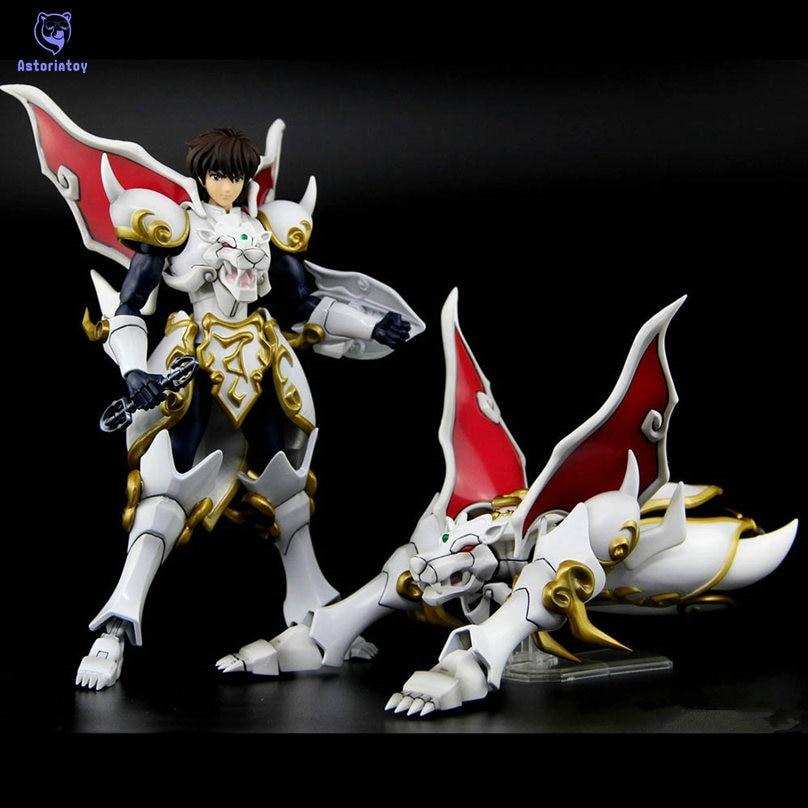GREAT TOYS Great toys GT Dasin model Tenkuu Senki Shurato Metal Armor With Objec Action Figure