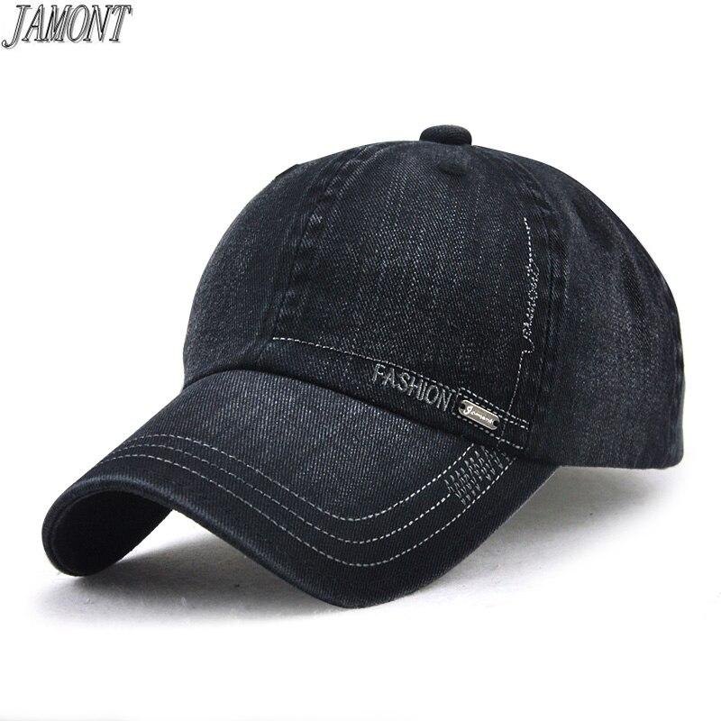 Fashion simple Autumn Cotton Baseball Cap Snapback Hat Summer outdoor sun caps Duckbill cowboy Dad trucker hat visor Casquette