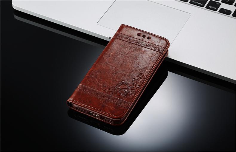 Skórzane etui z klapką telefon case for iphone 7 plus 6 s plus 5S 4S samsung galaxy S3 S4 S5 S6 S7 S8 Krawędzi Plus Uwaga 3 4 5 Karty Telefon torby 11
