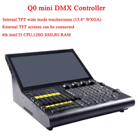High Quality DJ M a professional Lighting Q0 Mini Controller Dmx Controller For Project Design Shows Disco Party Stage Equipment