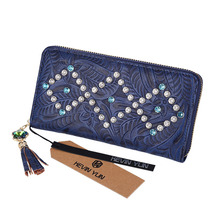 Fashion Women Wallet PU Leather