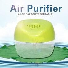 Большая емкость 2150 мл форму воды в домашних условиях очиститель воздуха портативный очиститель очиститель де эром более чистого освежитель воздуха KS-03CL
