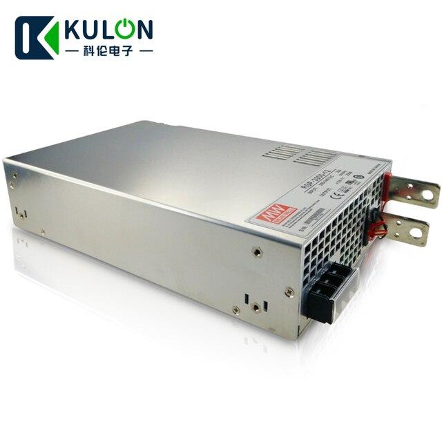 Original MEAN WELL RSP 3000 12 3000W 200A 12V ac/dc