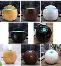 KBAYBO Mini ไม้ความชื้น Aroma Diffuser Essential Oil Diffuser (China)