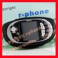 QD Game Phone Original Nokia N-Gage QD CellPhone Black + Battery + Charger + Gift