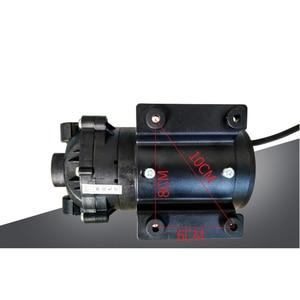 Image 5 - Osmosi inversa Pompa Booster 50 GPD per 75 Gallon 24 v Trasformatore Con Raccordi Rapidi Aumentare Depuratore di Acqua di Flusso di Pressione pompa