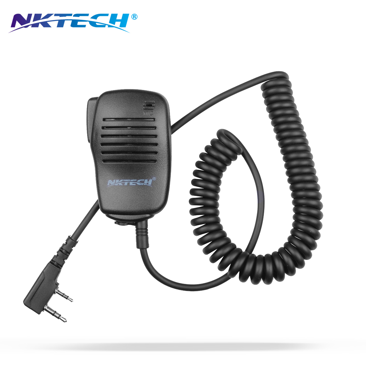 Nktech Nk H5 Earpiece Headset For Puxing Wouxun Tyt Kenwood Baofeng Microphone Wiring Diagram Speaker Mic S113 Px 777 888
