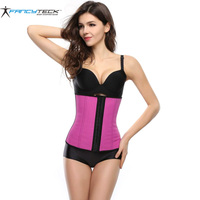 S 3XL Women Slimming Waist Trainer Modeling Strap Women Latex Sweating Belly Slimming Sheath Body Shaper