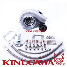 Kinugawa Ball Bearing Turbocharger 4 Anti-Surge GTX3071R AR.64 T25 5 Bolt for NISSAN SR20DET SILVIA S14 S15 kinugawa turbo oil and water line kit for nissan s14 s15 sr20det w rb25det t3 turbocharger top mount