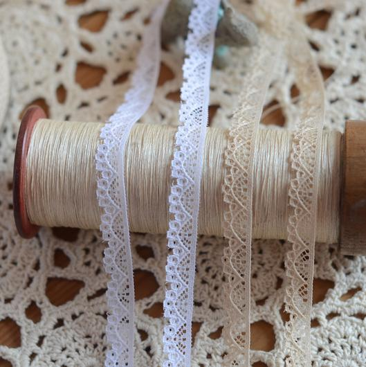 1/meter Doll Dress Lace White Flesh-colored Lace Width Of 1 Cm