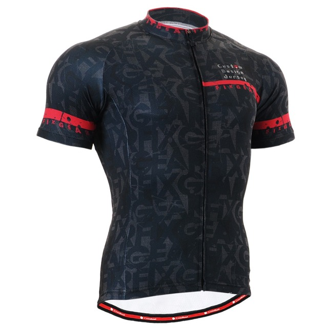 f023e3659 Men s Cycling Jersey Short Sleeve Black Road Bike Shirt MTB Bicycle wear Specialized  Cycling Clothing S-3XL Cusdom Design CSg602