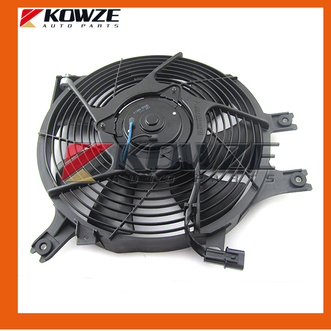 все цены на Air Condition Condenser Fan for Mitsubishi Pajero Sport Montero Challenger Nativa Pickup Triton L200 1996-2011 MR513487 онлайн