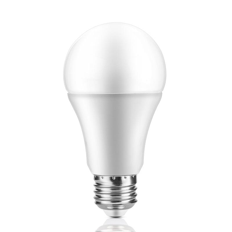 E27 7W 14 LED Sensor Lamp Bulb Automatic Dusk to Dawn Auto ON/OFF Globe LED Light Bulb AC85-265V For Home Porch Hallway Office