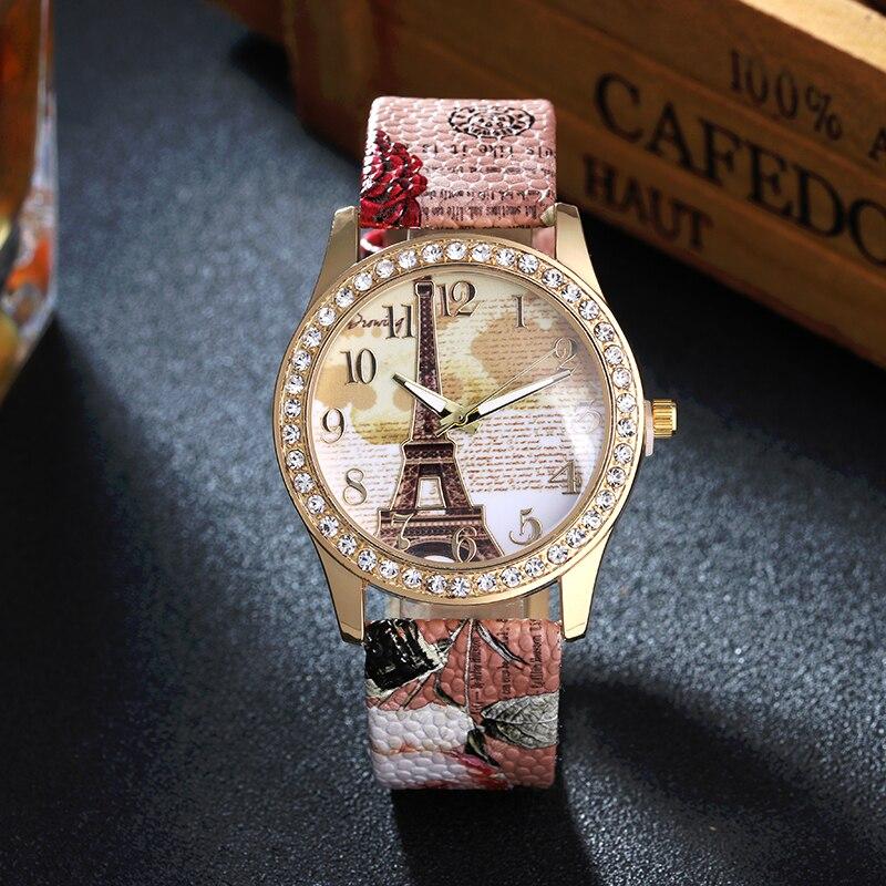 эйфелева башня часы женские доставка из Китая