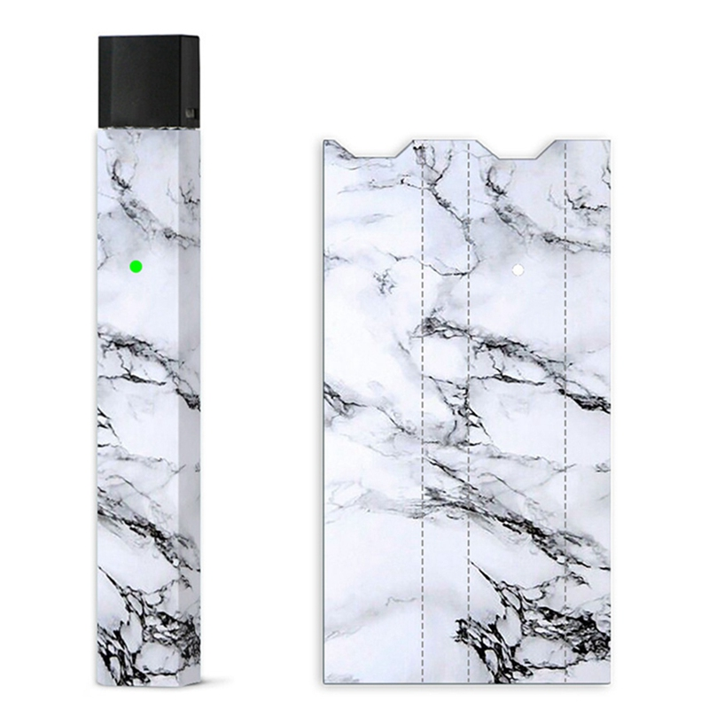 Fashion Stereo Ultra Thin Star Space Series Marble Frog Sticker For Juul Film Stickers For Juul Cover Case Protective Sticker