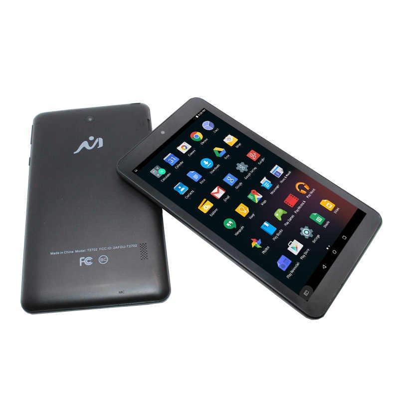 Glavey RK3126 g センサーのタブレット pc アンドロイド 5.1 7 インチクアッドコア 512 メガバイト/8 ギガバイトのデュアルカメラ無線 LAN 1024 × 600 2500 mAh