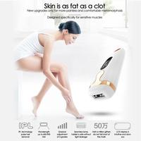 Permanent Hair Removal Instrument Women Shaver Female Epilator Shaving Machine For Face Bikini Body Leg Underarms