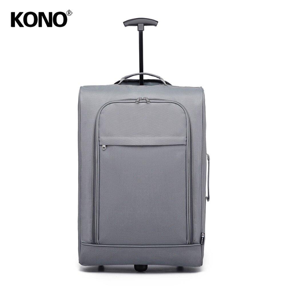 Ons Boîtier Kono Roulettes Transporter Bagages À Valise De Main mN8nwv0
