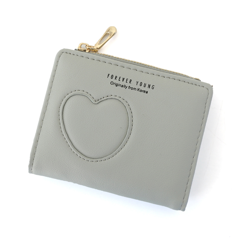 Fashion Leather Small Wallet Female Mini Wallet Women Small Coin Purse Zipper Hasp Short Lady Purses Card Holder Girl Money Bags cute girl hasp small wallets women coin purses female coin bag lady cotton cloth pouch kids money mini bag children change purse